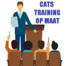 cats training op maat
